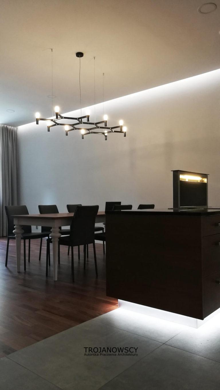 minimalistyczny wystrój mieszkania