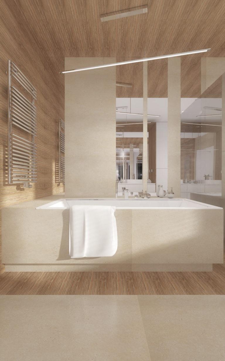 Projekt łazienki, Włocławek