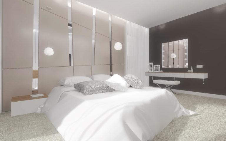 Projekt sypialni, Włocławek