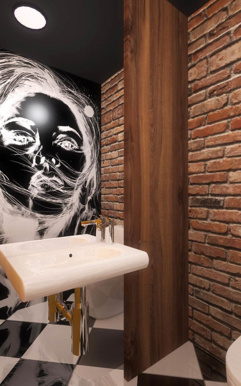 Aranżacja wnętrz salonu fryzjerskiego