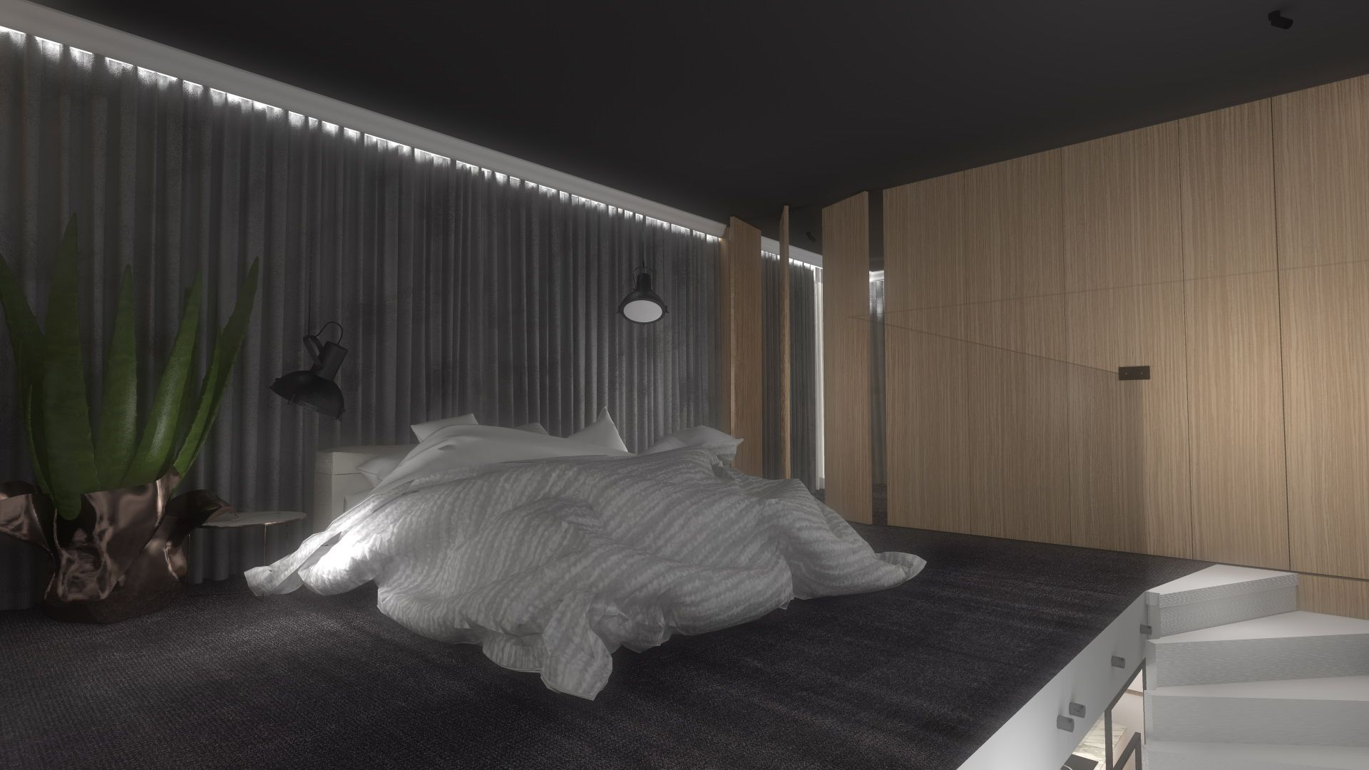 Projekt Apartamentu 70 M² Gołębia 33 W Bydgoszczy Apa