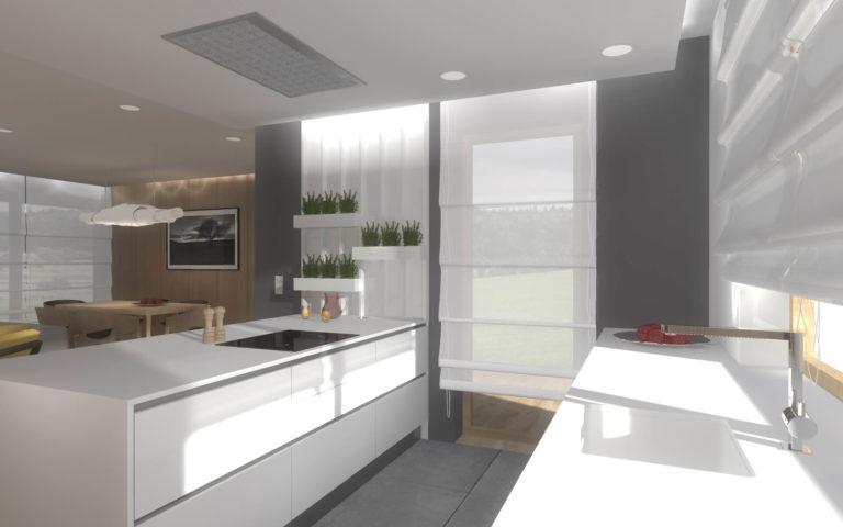 blaty w kuchni