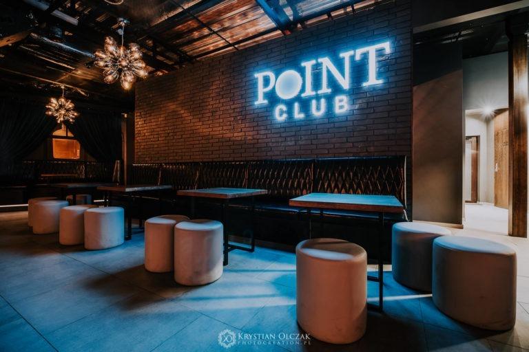 loże w klubie Point Club