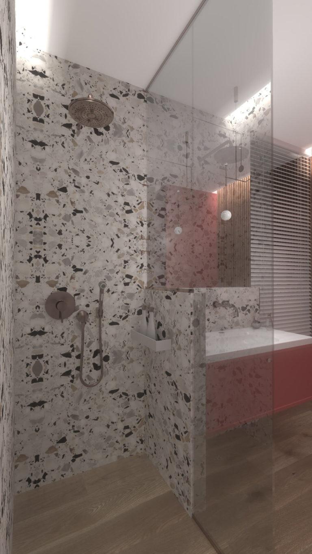 modna kabina prysznicowa